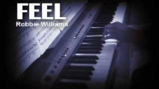 Feel by Robbie Williams Piano Solo