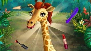 ПРИЧЁСКА ЧЕЛЛЕНДЖ Салон красоты для животных  игра видео для детей девочек#МУЛЬТИКЕКС