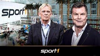 Ganze Folge CHECK24 Doppelpass mit Volker Finke | SPORT1 - CHECK24 DOPPELPASS