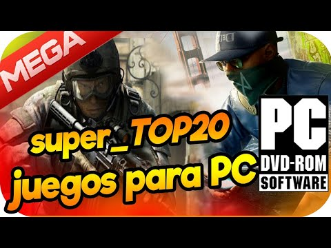 descarga JUEGOS para PC Full CompletosTop20 Subidos a MEGA Pocos y Medios Requisitos HD