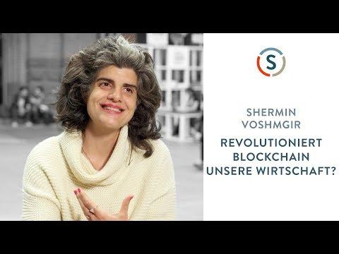 Shermin Voshmgir: Revolutioniert Blockchain unsere Wirtschaft?