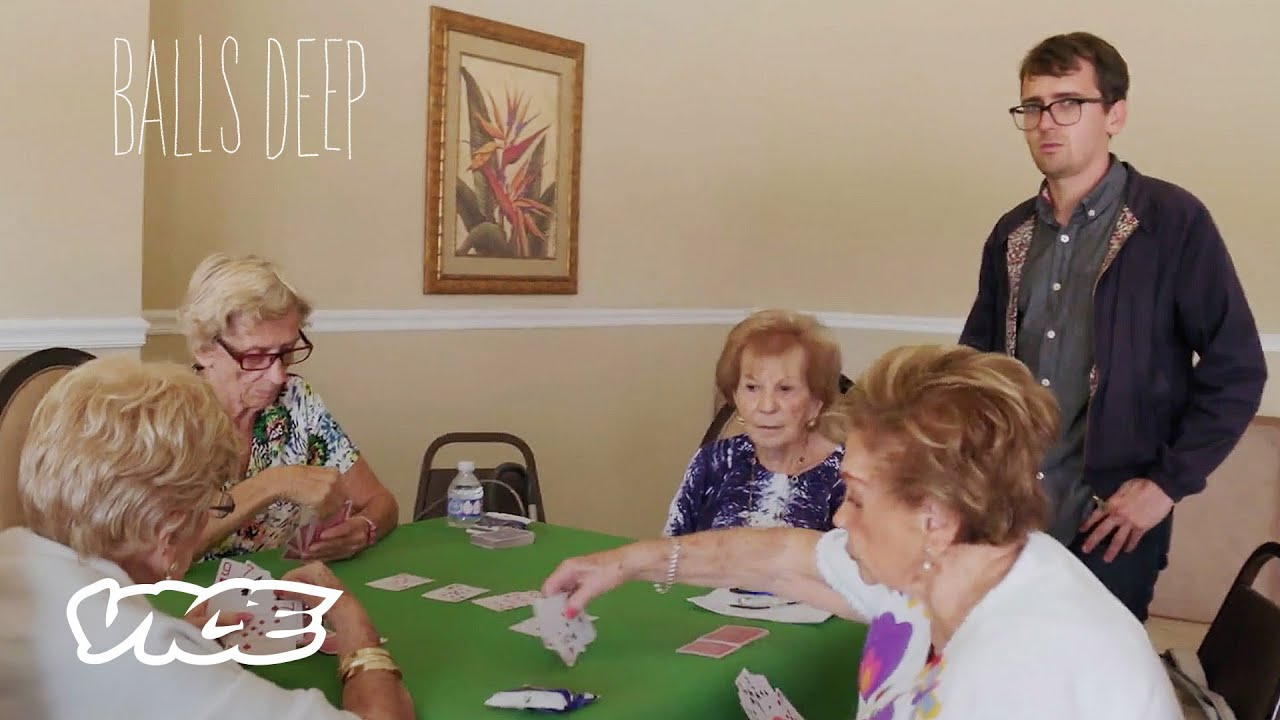 Joining a Florida Retirement Community at 33 | Balls Deep Episode 1