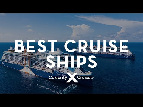 Why Celebrity is Known for Having the Best Cruise Ships