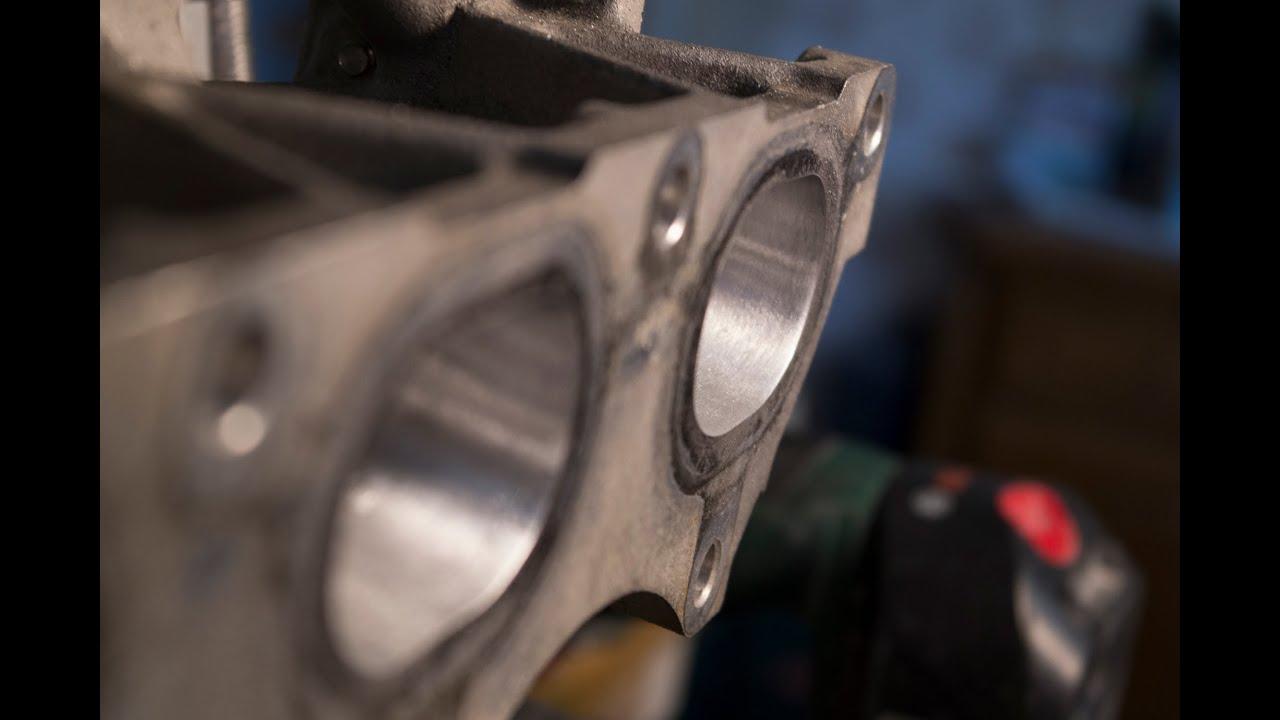 porting an intake manifold