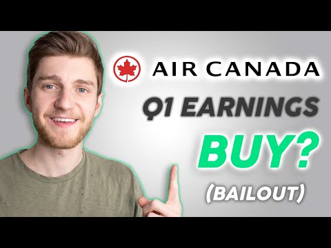 Air Canada Q1 Analysis - Is It A BUY? (Stock Market Investing)