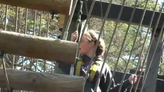 High Ropes Course at Landmark Forest Adventure Park