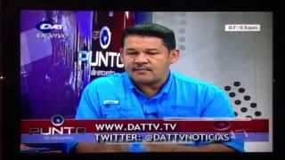 Entrevista a felix bello de colgate palmolive por DAT TV