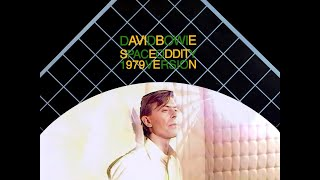 David Bowie • Space Oddity • Will Kenny Everett Make It To 1980? Show • 31 December 1979