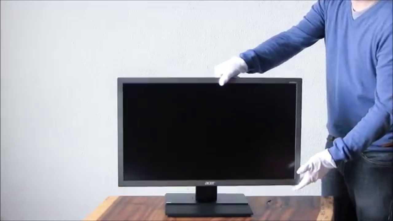 PRAD: Hands on Acer B9HUL