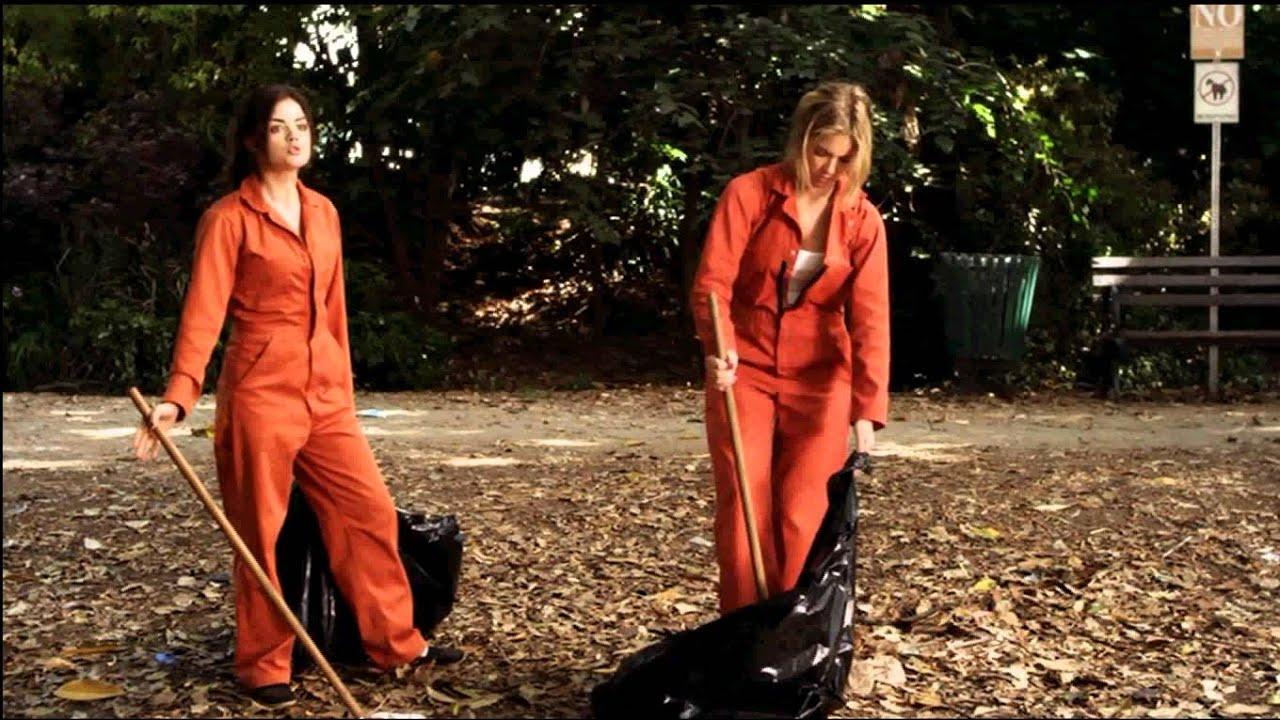 Pretty little liars 2x14 online dating 7