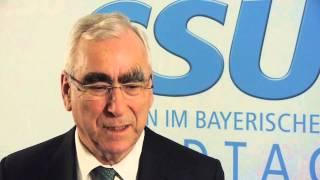 25 Jahre Mauerfall - Interview mit Dr. Theo Waigel