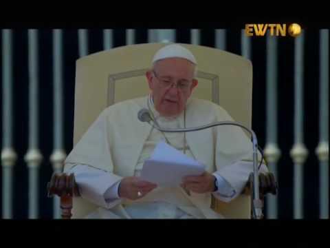 Звернення Папи Франциска в День Незалежності України