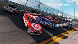 The Big One [Crash at Daytona] | Forza Motorsport 6 | NASCAR Expansion