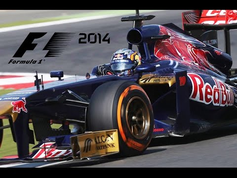 "F1 2014 | Toro Rosso STR9 | Austria ""Spielberg"""
