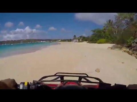 ATV's in Anguilla