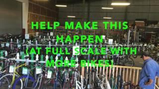 Help Good Karma Bikes Move This Week!