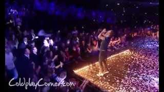 Coldplay - A Sky Full Of Stars (NRJ Music Awards 2014)