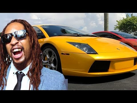 5 MOST EXPENSIVE THINGS OWNED BY KING OF CRUNK LIL JON