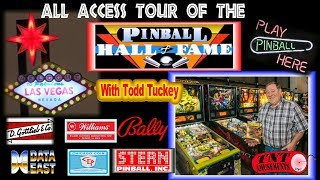 #1394 All Access Tour of LAS VEGAS PINBALL HALL OF FAME-TNT Amusements Style!