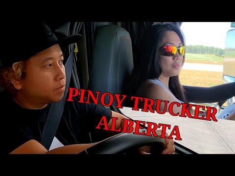 OTR From Canada 🇨🇦  Texas  Arkansas@PINOY TRUCKER ALBERTA