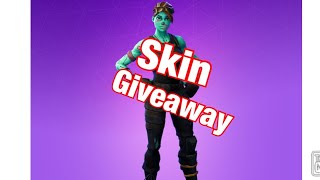 Ghoul trooper skin giveaway. Fortnite battle royale.