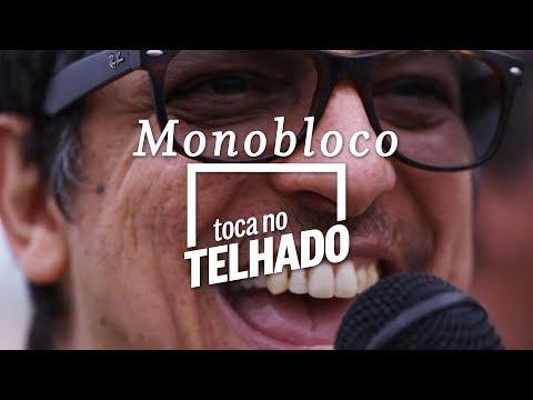 Monobloco revela seu 'Amor de carnaval' no telhado do Globo, no Rio