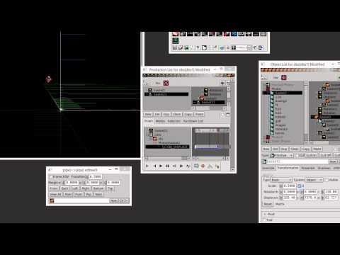 Brainstorm's eStudio: Object Group Type Presenter