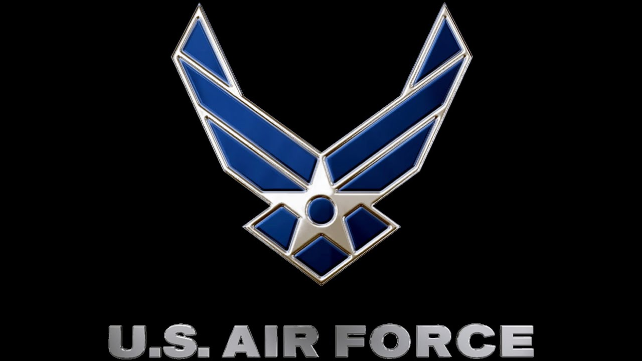 Community College of the Air Force YouTubeU.s. Air Force Logo Black And White