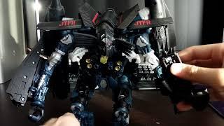 Обзор игрушки Transformers ROTF Leader Class Jetfire от HASBRO