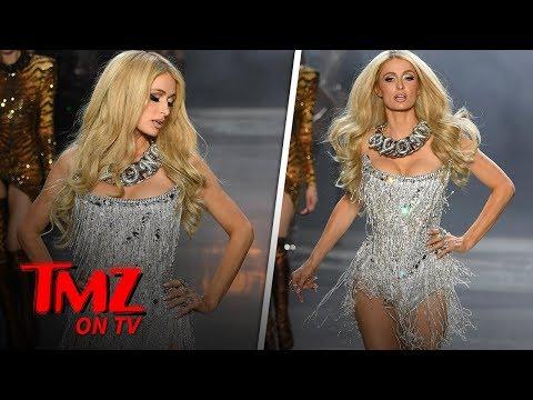 Paris Hilton SLAYS The Runway | TMZ TV
