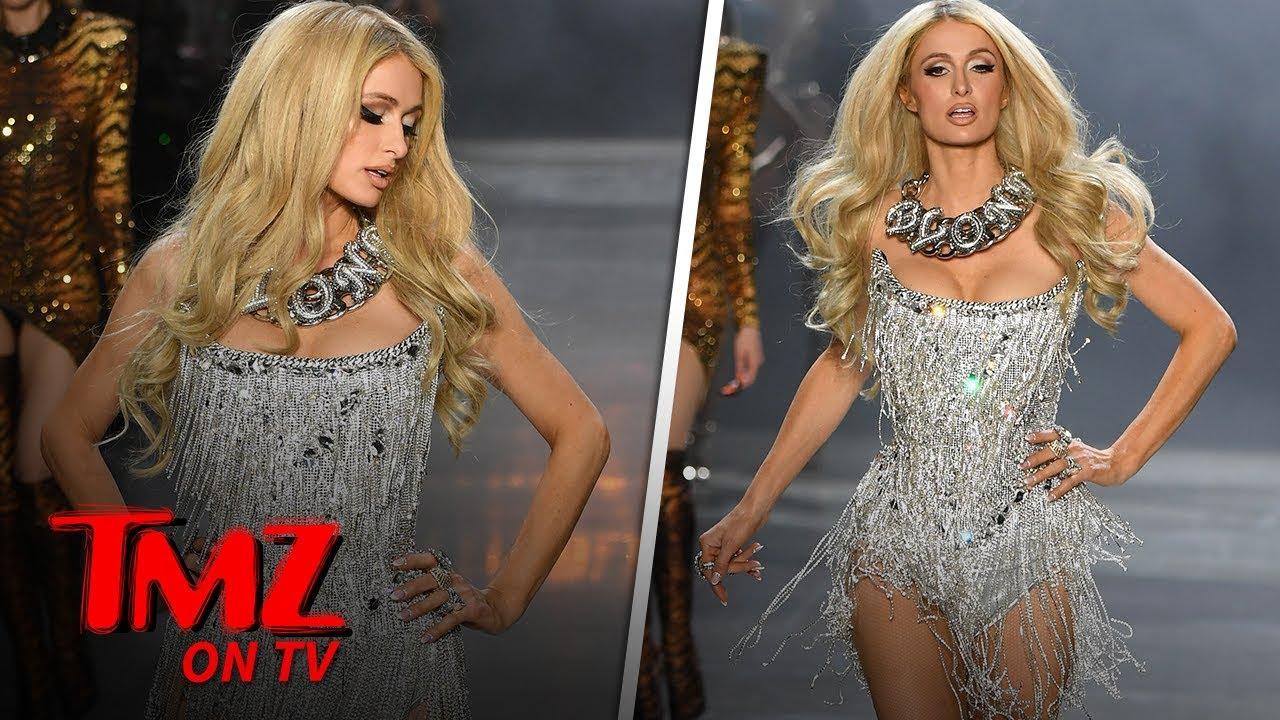 Download Paris Hilton SLAYS The Runway | TMZ TV