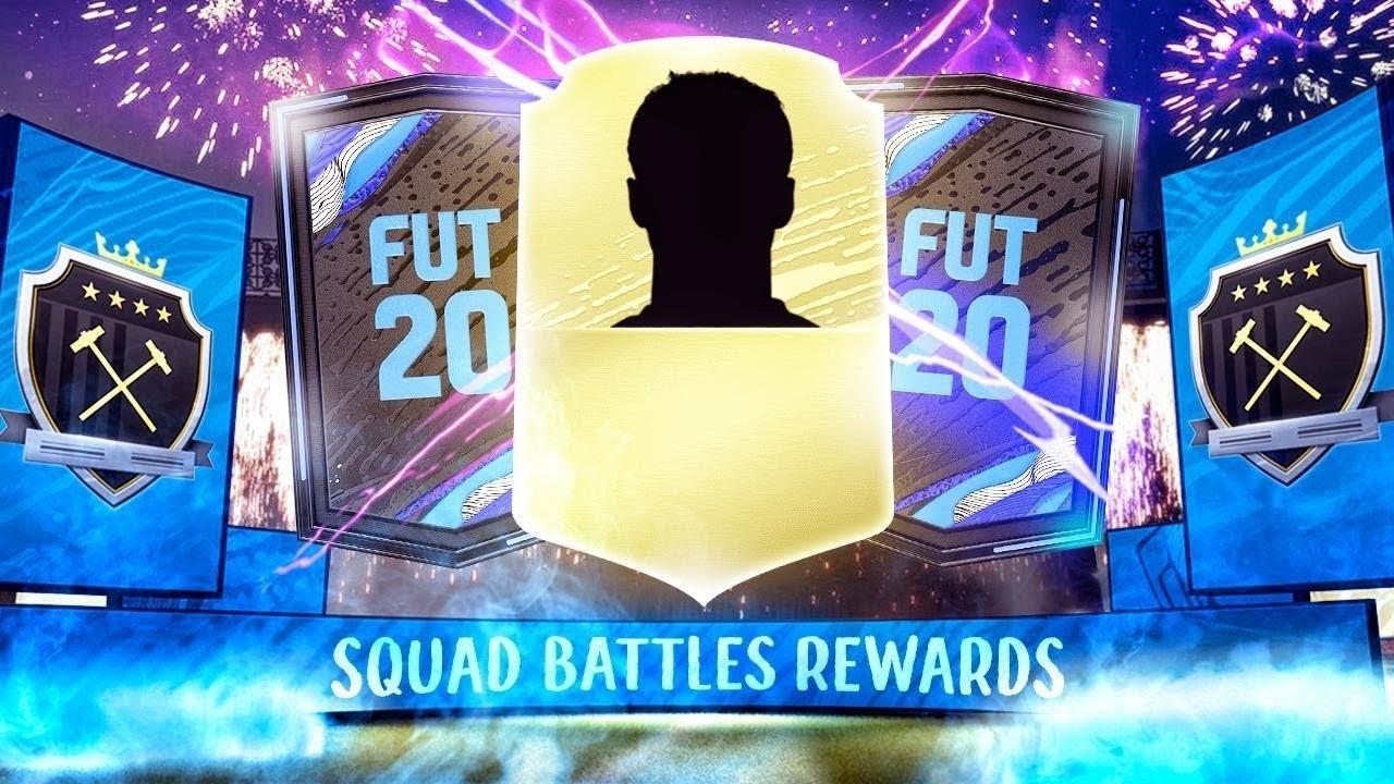 wann gibt es squad battle belohnungen fifa 20