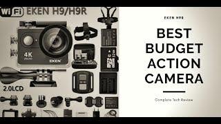 2019 Eken H9R Best Budget Action Camera under 2500 Rupees