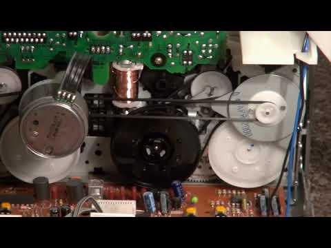 Sony MHC-NX1 Strip Down And Repair