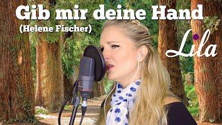 """Trauerlied """"Gib mir deine Hand"""" (Helene Fischer) gesungen von Lila"""