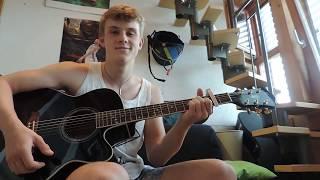 Rehab - Machine Gun Kelly (Acoustic Guitar Cover)