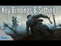 SETTINGS AND KEY BINDINGS - Battlefield 1