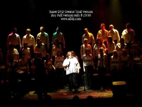 Grupo Vocal La Paz    - One moment in time