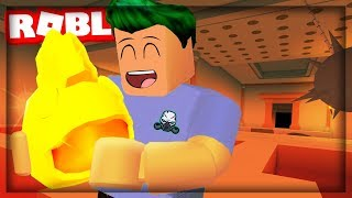WE ROBBED the ANCIENT TREASURE from the PYRAMID in ROBLOX ❗️ ️/w ShimeHD
