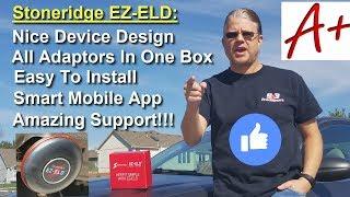 ELD Installation Video of Stoneridge EZ-ELD - ELD Review FMCSA Mandate