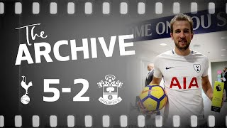 THE ARCHIVE | SPURS 5-2 SAINTS | HARRY KANE'S RECORD-BREAKING BOXING DAY