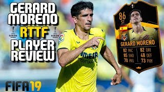 Fifa 19 88 Europa League RTTF Gerard Moreno Review