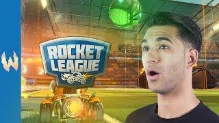JOUER AU FOOT AVEC DES VOITURES | Rocket League