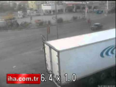 New accident in Turkey.