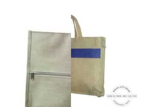 Jute album bags
