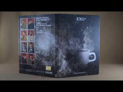 EXO Winter Special Album 2017 Packaging