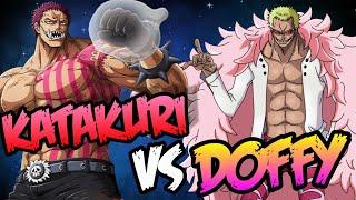 KATAKURI vs. DOFLAMINGO - One Piece Theory