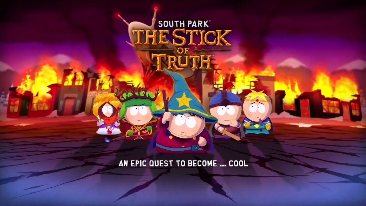 South Park The Stick Of Truth Mac Windows