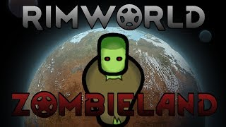 [29] Not One, But TWO Bulk Good Traders... Its Christmas! | RimWorld B18 Zombieland