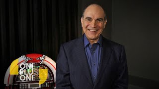 David Suchet on the darker side of Hercule Poirot, and finding faith | One Plus One